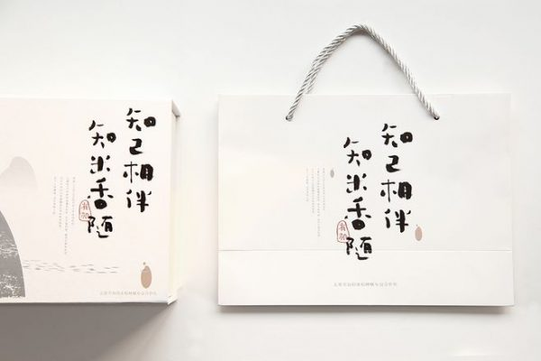 大米的包装还可以这样设计!知己知米&bao&稻不同&有机大米