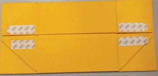 图1 某产品化妆品包装纸盒展开图