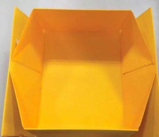 图2 某品牌化妆品包装纸盒成型图